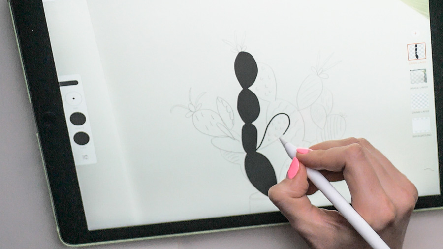 An illustrator's review of iPad Pro and my favourite drawing apps